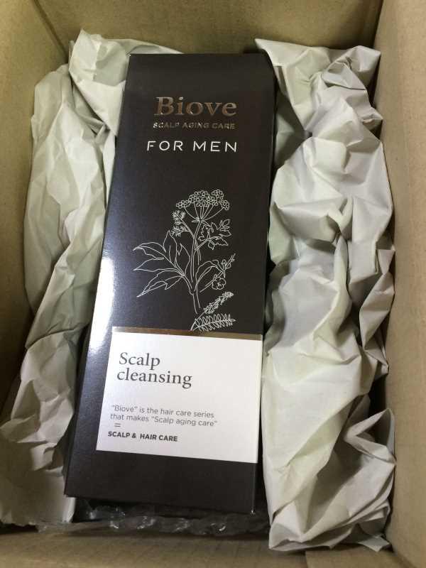 美容師からおすすめされたシャンプー「デミ ビオーブ フォーメン」Demi Biove FOR MEN