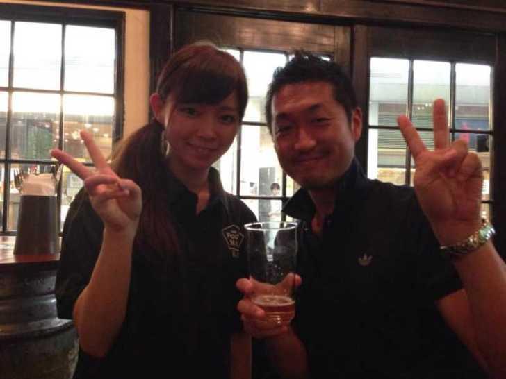 居酒屋やレストランのかわいい店員さんたち[美人女子シリーズ] (2)
