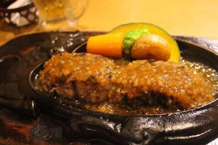 静岡県でしか食べられない「さわやか」のげんこつハンバーグがおすすめ! (2)