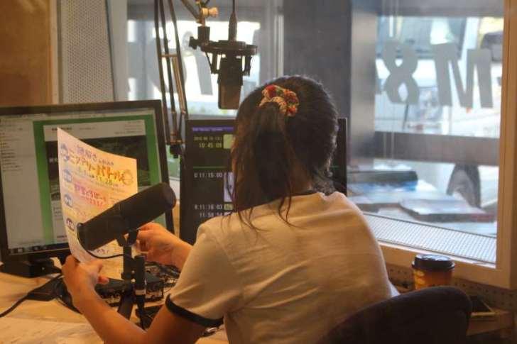 エフエム豊橋「スヤンコイトル」で謎解きイベントミステリーバトルを宣伝してきました! (2)