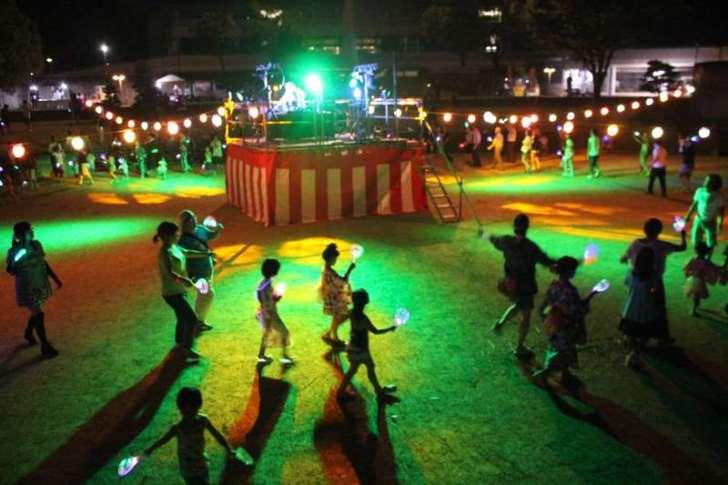 新城市の盆ダンスが盆踊り革命だった!面白いので日本全国に普及すべし!! (10)