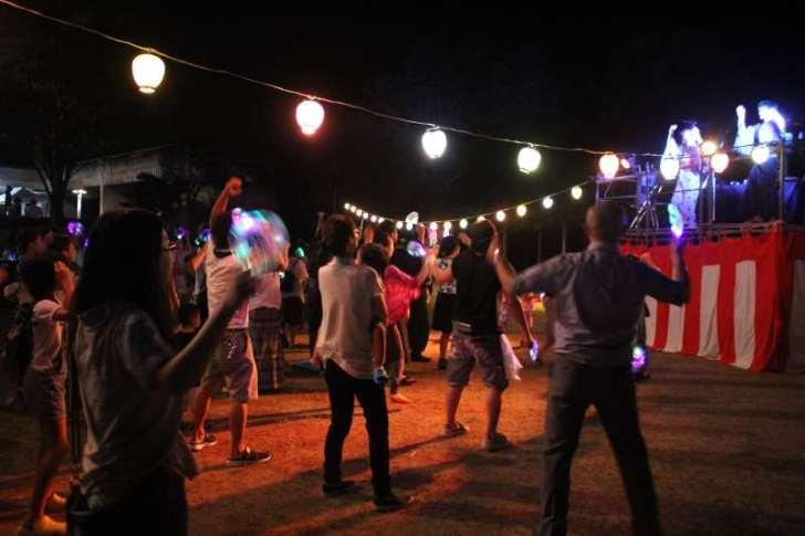 新城市の盆ダンスが盆踊り革命だった!面白いので日本全国に普及すべし!! (8)