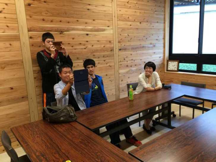 黄柳野高校の生徒3名のインターン受け入れをしました!キャリア教育について思うところ (4)