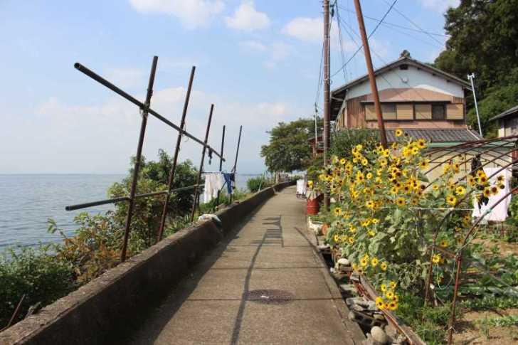 滋賀の絶対行くべきおすすめ観光スポットは「沖島」で決まり! (16)