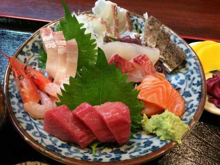 【豊橋市二川】かわらばんのランチ「さしみ盛合せ定食」がおすすめ! (5)