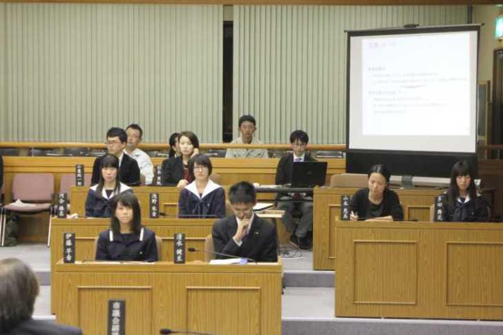 若者議会の政策が市長に答申されました!6つの政策の事業費は約1000万円【愛知県新城市】 (11)
