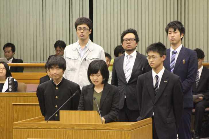 若者議会の政策が市長に答申されました!6つの政策の事業費は約1000万円【愛知県新城市】 (7)