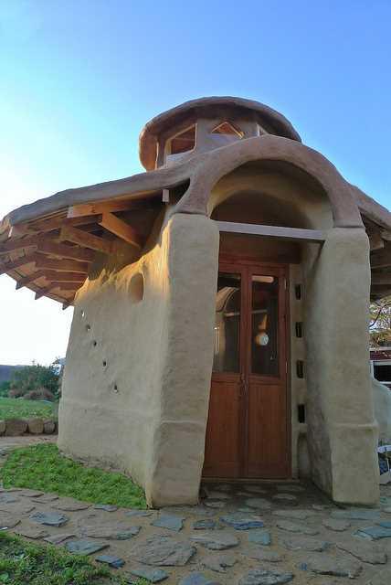 アースバックハウスの作り方を学んでみた!セルフビルドで家を作りたい!! (2)