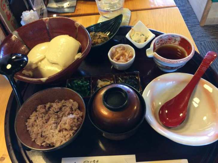 浜松市北区のおいしい豆腐料理・湯葉料理の店「勘四朗」がおすすめ! (12)
