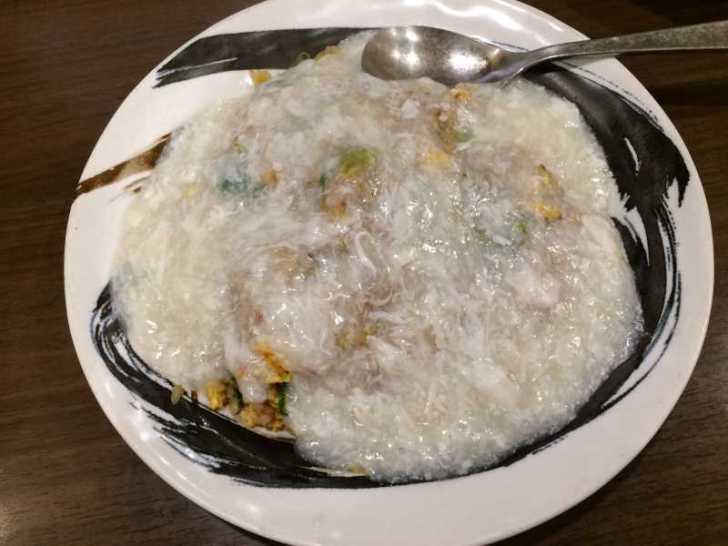 名古屋市中川区の中華料理屋「相羽」の幻の天津飯食べてきました!ランチおいしい!! (4)
