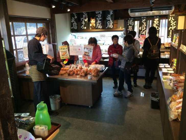 浜松市北区のおいしい豆腐料理・湯葉料理の店「勘四朗」がおすすめ! (8)