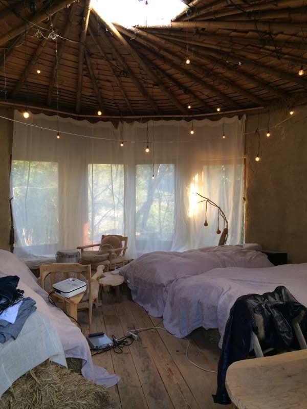 セルフビルドの面白い家が立ち並ぶ理想空間が和歌山にあった!【アースバックハウス・ストローベイルハウスetc】 (24)