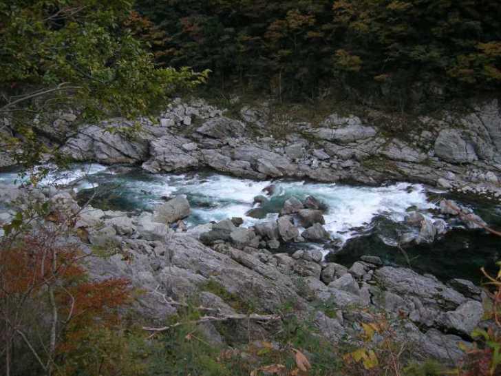 高知の吉野川を8年ぶりに見て、大学時代の四国カヌーツーリングを思い出した。カヌーよもやま話。 (1)