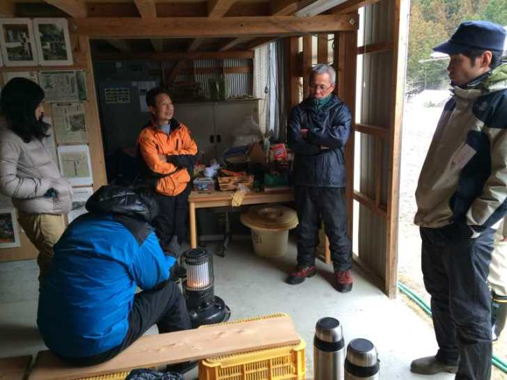 おむすビーズの林業インターンシップに行ってきたよ!【高知県土佐町れいほく地域】 (16)