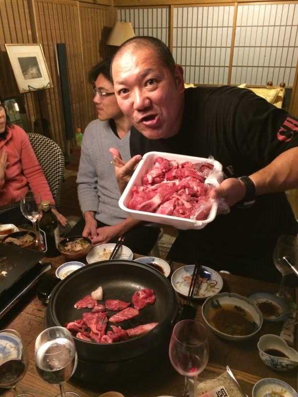 おしゃれ古民家で開催された「大人の肉ワイン会」がすごすぎた!【セレブ田舎暮らし】 (24)