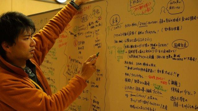 【どやばい村プロジェクト報告2】イベント2日目は、やばい解体BBQ・どやばい村会議 (8)