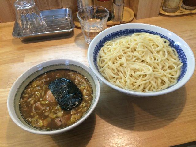 伝説のつけ麺べんてんの弟子の店「自家製中華そば としおか@早稲田」に行ってきたよ! (4)