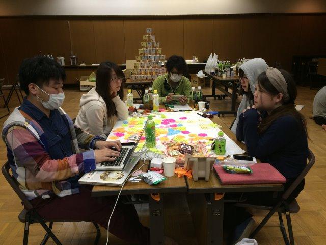 【どやばい村プロジェクト報告2】イベント2日目は、やばい解体BBQ・どやばい村会議 (3)