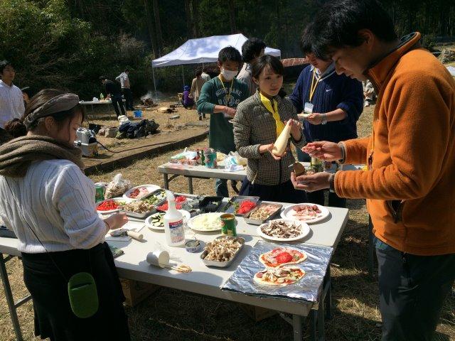 【どやばい村プロジェクト報告3】イベント最終日は、やばいプラン発表とやばいピザ作り (3)