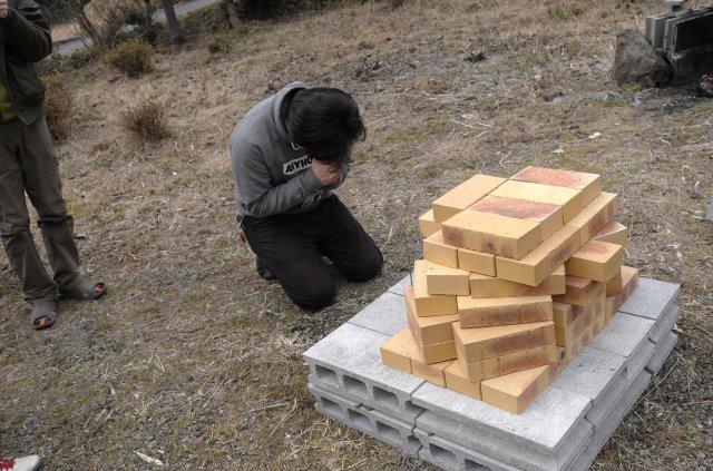 ピザ窯をdiyしてみた!レンガ窯・ドラム缶窯・ダンボール窯の作り方【手作り・自作・低予算】 (3)