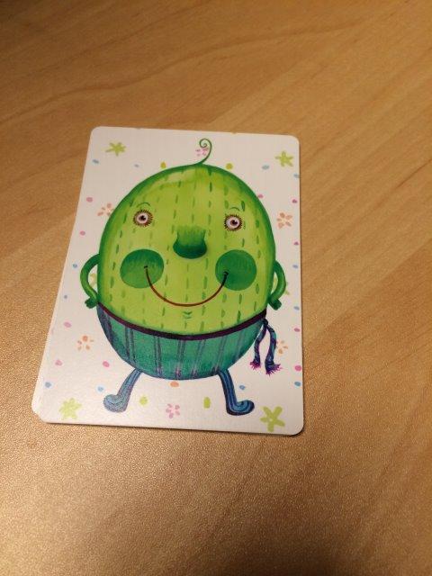 """謎の生物""""ナンジャモンジャ""""に名前をつけて覚えるボードゲームが案外面白くて盛り上がった (2)"""