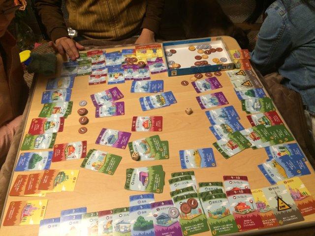 ドイツ年間ゲーム大賞やカンヌゲーム祭の最終候補に残った「街コロ」は初心者向けおすすめゲーム! (2)