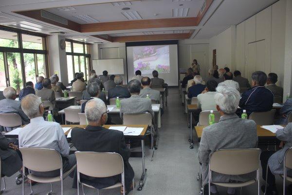 外国人による日本語弁論大会で受賞した山崎ランサムどりあさんの講演を聞いて、次の世代に繋ぐことを想う