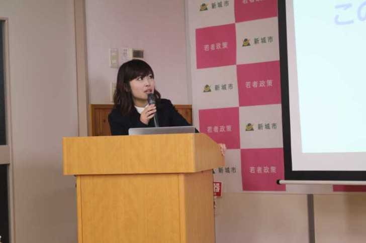 SKE48磯原杏華さんの若者議会インタビューが公開!その裏側を支えるプロライター皆本類さんが美人すぎる!! (2)