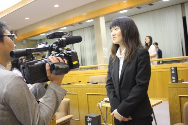 2016年度 第一回若者議会が議場にて行われました!委員の所信表明演説動画あり【愛知県新城市】 (10)