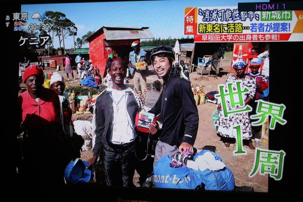 名古屋テレビ「UP!」に出演!新東名開通地で地域おこしをする若者として放送されました【メーテレ】 (6)