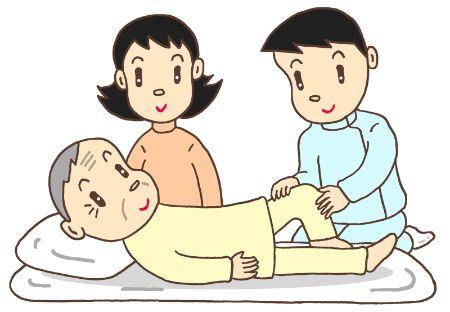 寝たきり、長期入院からの復帰(廃用症候群)