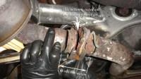 Infiniti exhaust flange repair | Takaki Automotive