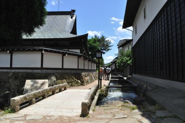 水路のある街 飛騨古川に行ってきました