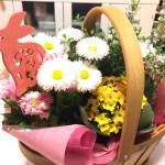 お花を頂きました♡