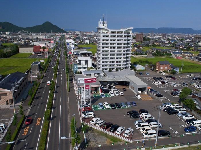 香川トヨタ自動車株式会社 高松南店