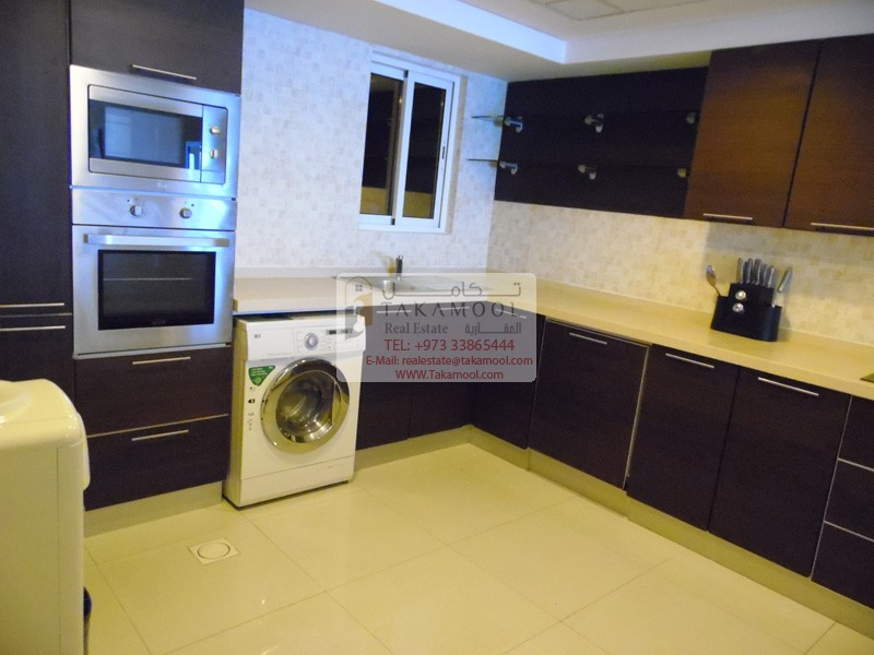 Luxury See View 2 Bedroom Flat For Rent In Juffair