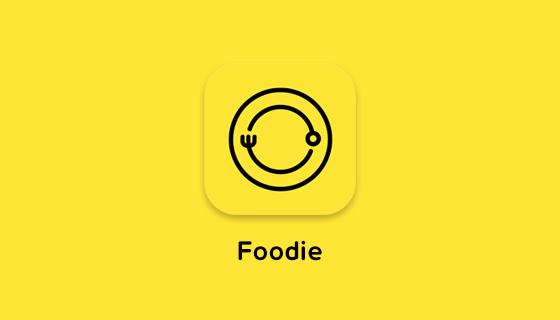カメラアプリのフーディーの画像