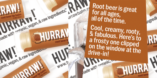 hurraw root beer ingredienten