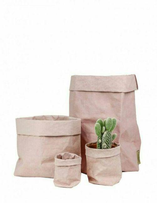 Uashmama Washable Paper Bag