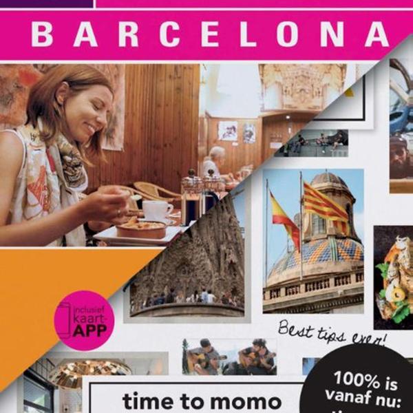 time to momo reisgids Barcelona