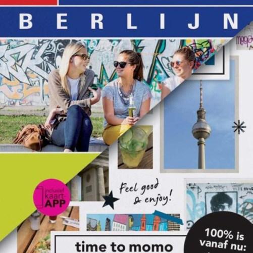 time to momo reisgids Berlijn