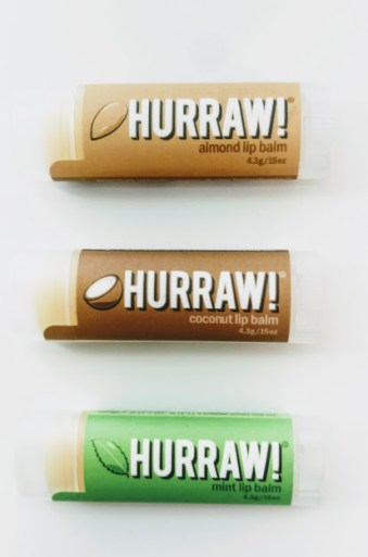 hurraw classic almond coconut en mint
