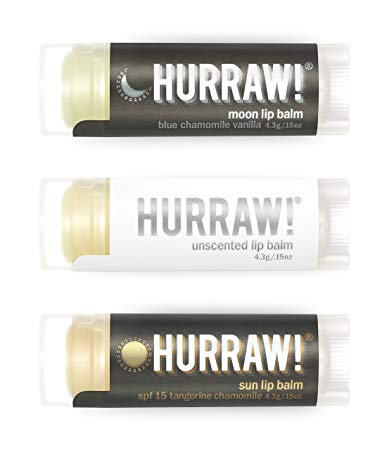 hurraw essential lip balm