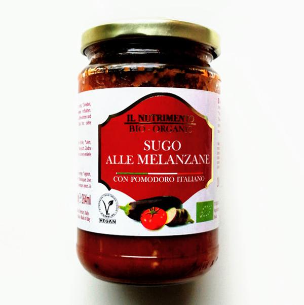 auberginesaus Il nutrimento