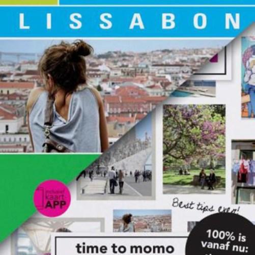 time to momo reisgids Lissabon
