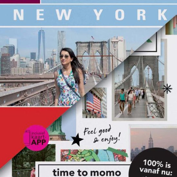 time to momo reisgids New York