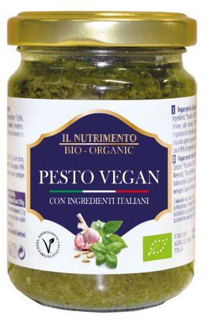 il nutrimento vegan pesto bij tAK