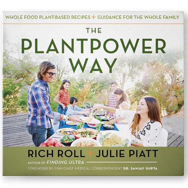 the plantpower way - rich roll en Piatt