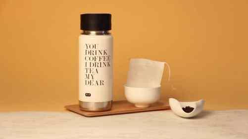 satchel tea filters paper and tea