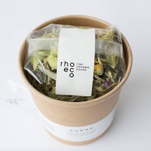 rhoeco herbal tea blends
